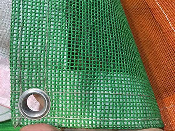 Flame Retardant Construction Safety Scaffolding Netting